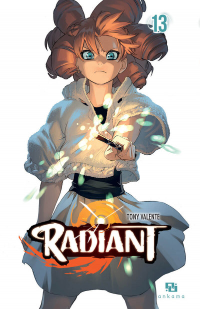 Couverture Radiant tome 13