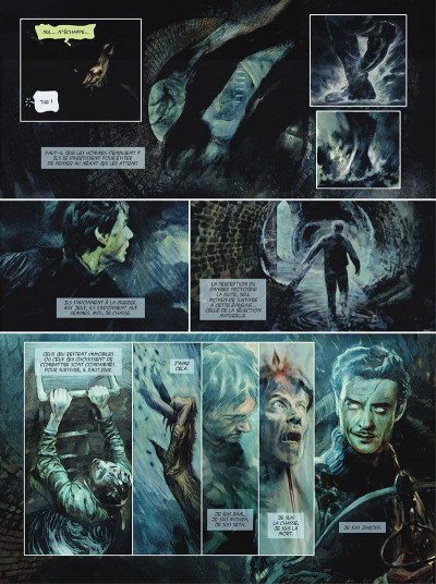 Page 6 Maudit sois-tu tome 1 - Zaroff