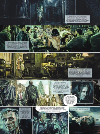 Page 8 Maudit sois-tu tome 1 - Zaroff