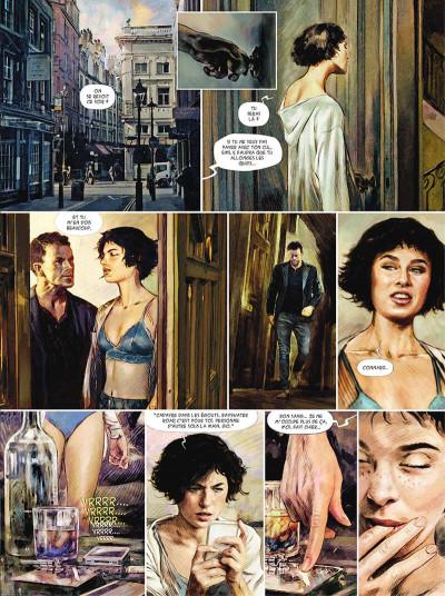Page 9 Maudit sois-tu tome 1 - Zaroff