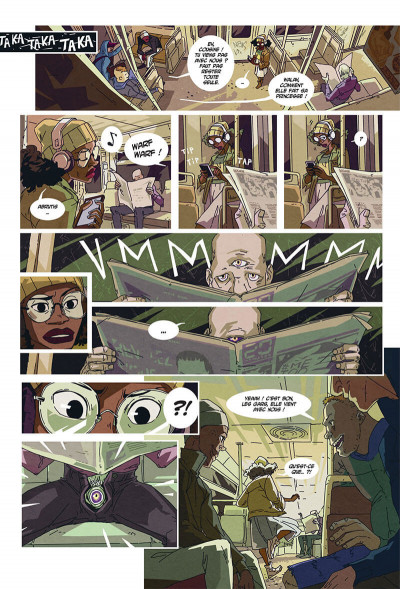 Page 7 Midnight tales tome 4