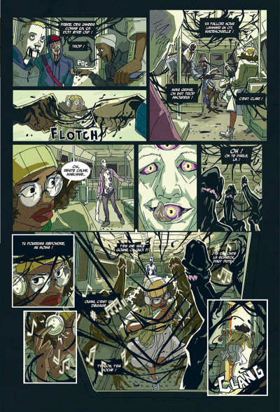 Page 8 Midnight tales tome 4