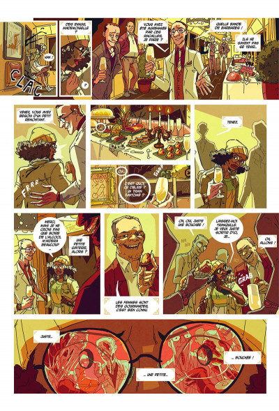 Page 9 Midnight tales tome 4