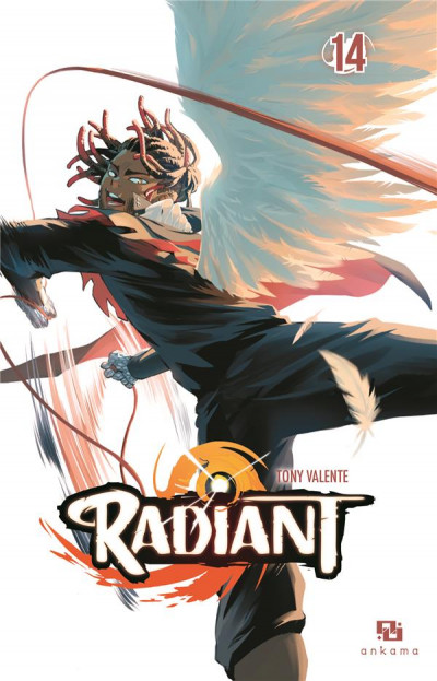 Couverture Radiant tome 14