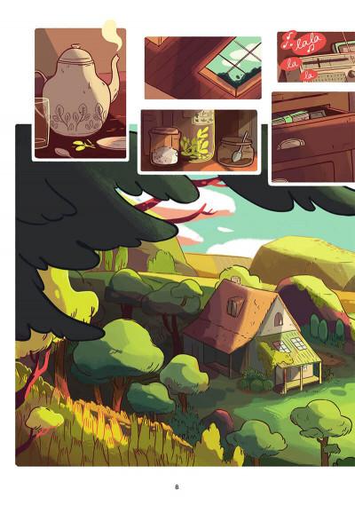 Page 0 Eli & Gaston - L'esprit de l'automne