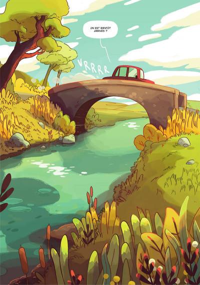 Page 5 Eli & Gaston - L'esprit de l'automne