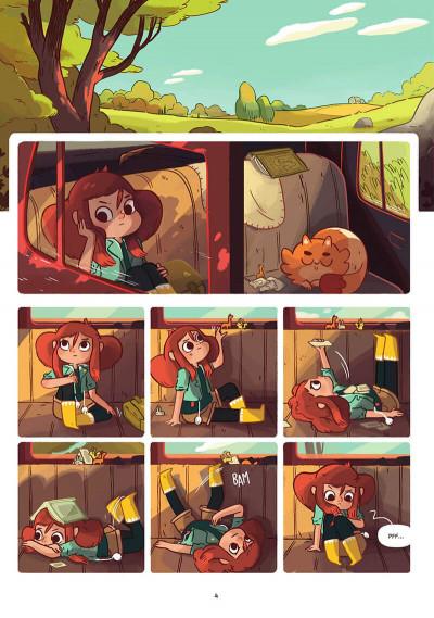 Page 6 Eli & Gaston - L'esprit de l'automne