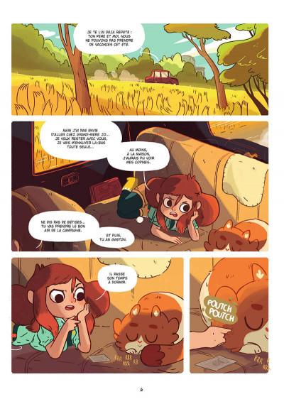 Page 8 Eli & Gaston - L'esprit de l'automne