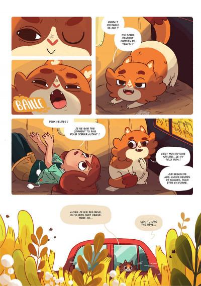 Page 9 Eli & Gaston - L'esprit de l'automne