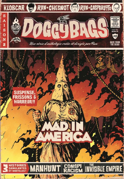 Couverture Doggybags tome 15