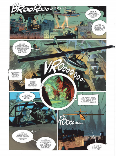 Page 1 The kong crew tome 1