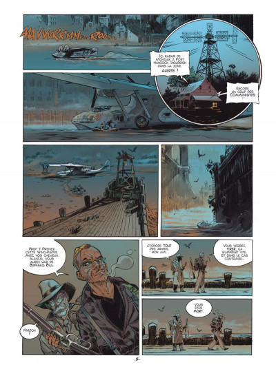 Page 2 The kong crew tome 1