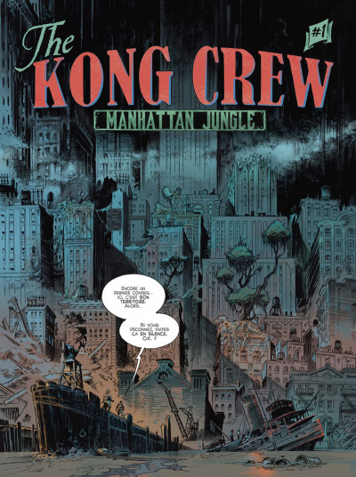 Page 3 The kong crew tome 1