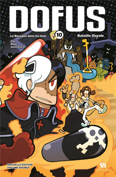 Couverture Dofus - volume double tome 10