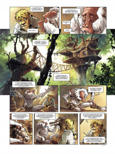 Page 0 Jim Hawkins tome 3