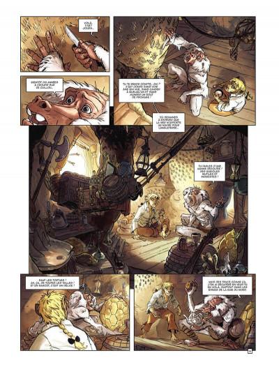 Page 9 Jim Hawkins tome 3