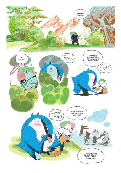 Page 0 Hammerdam tome 1