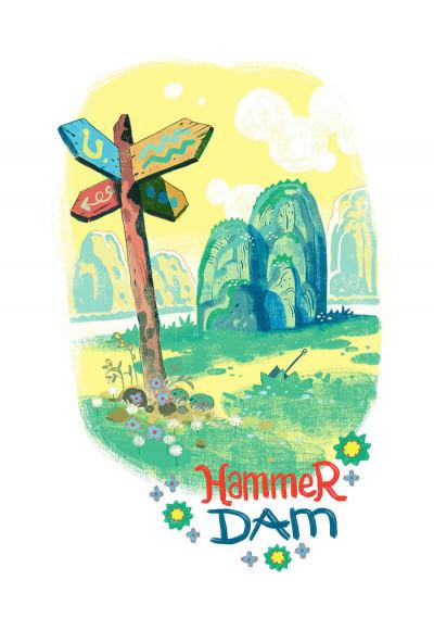 Page 5 Hammerdam tome 1