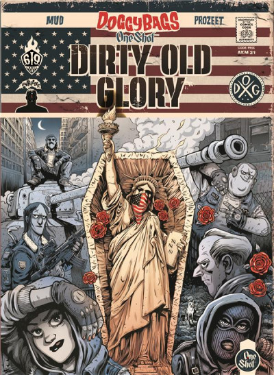 Couverture Doggybags - Dirty old glory