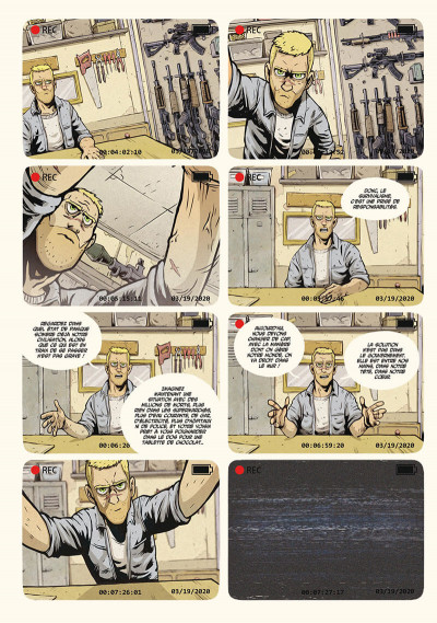 Page 6 Doggybags - Dirty old glory