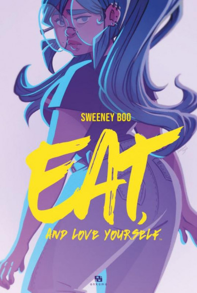 Couverture Eat and love yourself