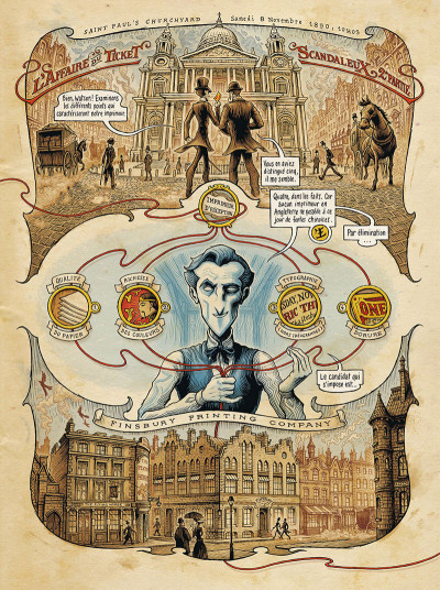 Page 6 Dans la tête de Sherlock Holmes tome 2