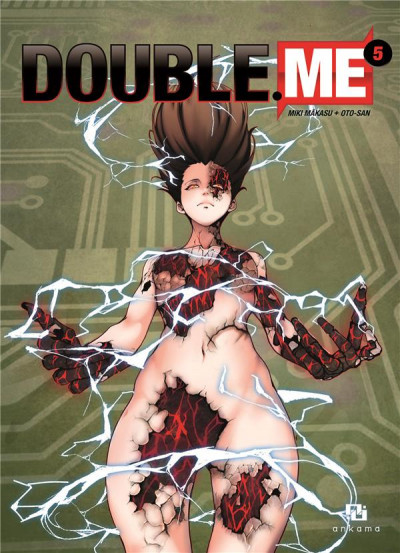 Couverture Double.me tome 5