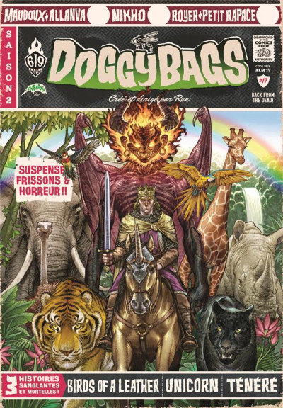 Couverture Doggybags tome 17