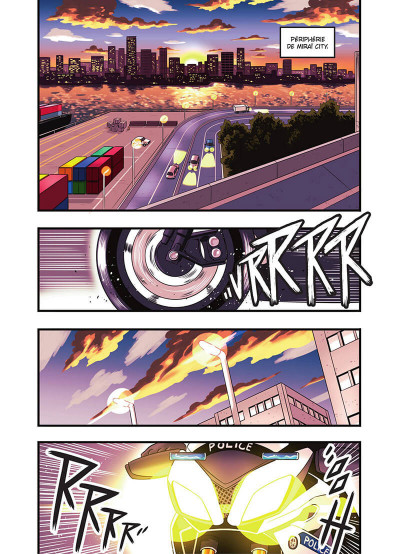 Page 4 Space punch tome 1