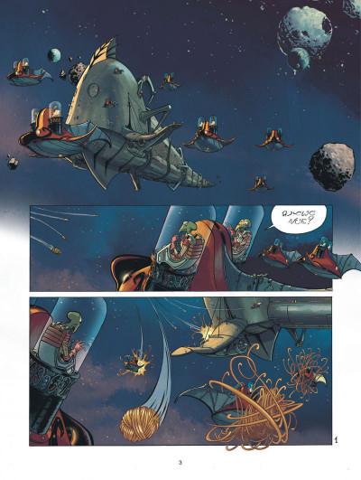 Page 3 Spirou et Fantasio vu par... tome 13 - Fondation Z + ex-libris offert