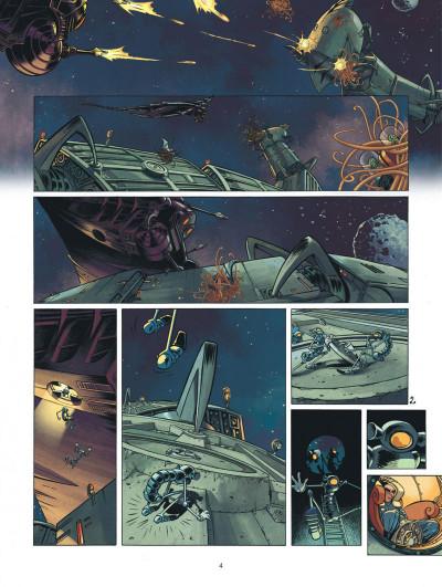 Page 4 Spirou et Fantasio vu par... tome 13 - Fondation Z + ex-libris offert