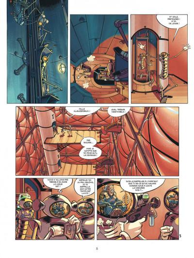Page 5 Spirou et Fantasio vu par... tome 13 - Fondation Z + ex-libris offert