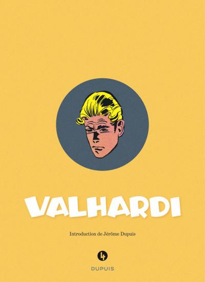 Page 2 Valhardi - intégrale tome 4