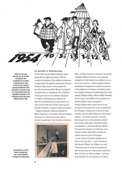 Page 8 Valhardi - intégrale tome 4