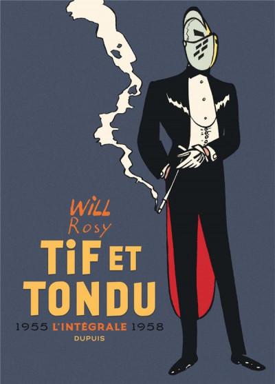 Couverture Tif et Tondu - intégrale tome 2