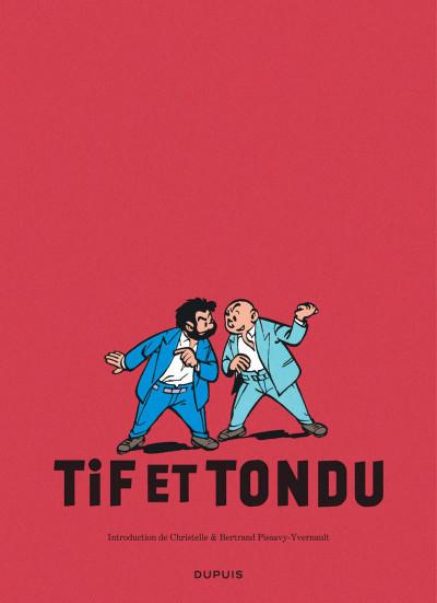 Page 3 Tif et Tondu - intégrale tome 2