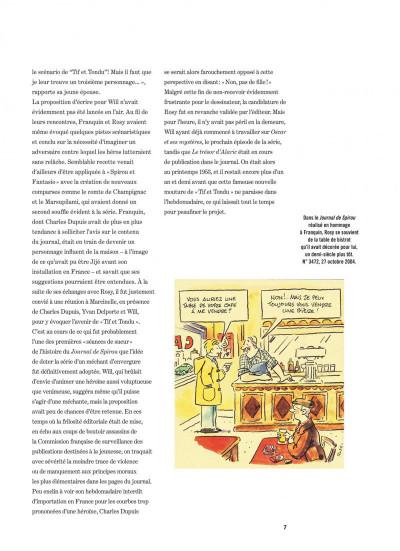 Page 7 Tif et Tondu - intégrale tome 2