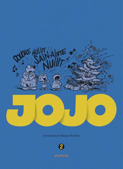 Page 4 Jojo - intégrale tome 2