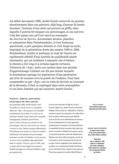 Page 7 Jojo - intégrale tome 2