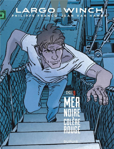 Couverture Largo Winch diptyque tome 9