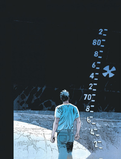 Page 3 Largo Winch diptyque tome 9