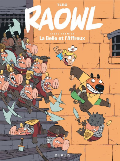 Couverture Raowl tome 1