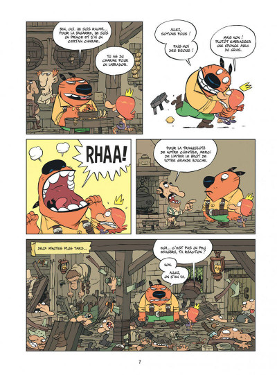 Page 7 Raowl tome 1