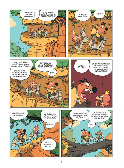 Page 8 Raowl tome 1