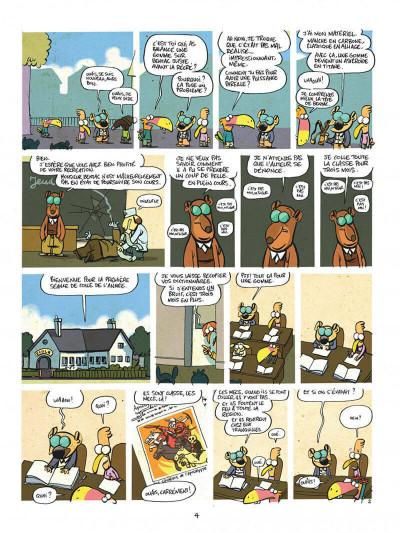Page 4 Les cavaliers de l'apocadispe tome 1