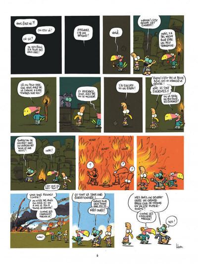 Page 6 Les cavaliers de l'apocadispe tome 1