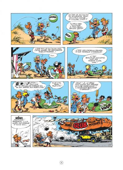 Page 4 Gaston (édition 2018) tome 11 - Lagaffe nous gâte