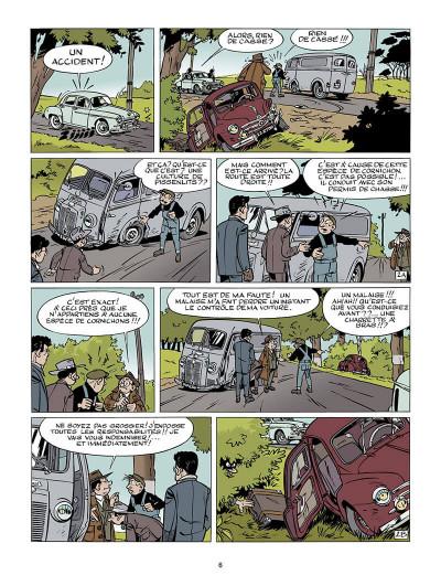 Page 7 Marc Jaguar T.2 - les camions du diable