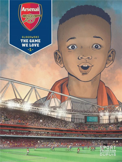 Couverture Arsenal FC tome 1