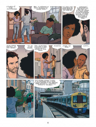Page 6 Arsenal FC tome 1